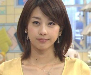 加藤綾子(カトパン)がカップを番組で告白!グラビアで見せた水着で検証しよう!