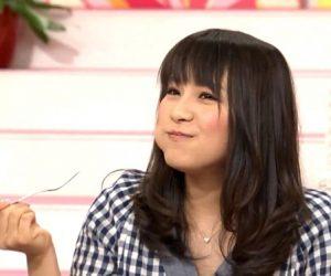 Perfumeあーちゃん(西脇綾香)はゴリラ顔か比較!爆乳カップも調査