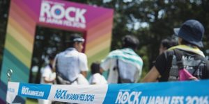 ROCK IN JAPAN Fes.の服装と靴のオススメは?女子のフェス定番ファッションは?