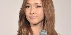 紗栄子の子供(次男)に病気や障害の噂!名前や顔、年齢など調査