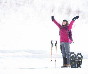 女性のスキーの服装はインナーが大事!レディースアンダーウェアのおすすめ